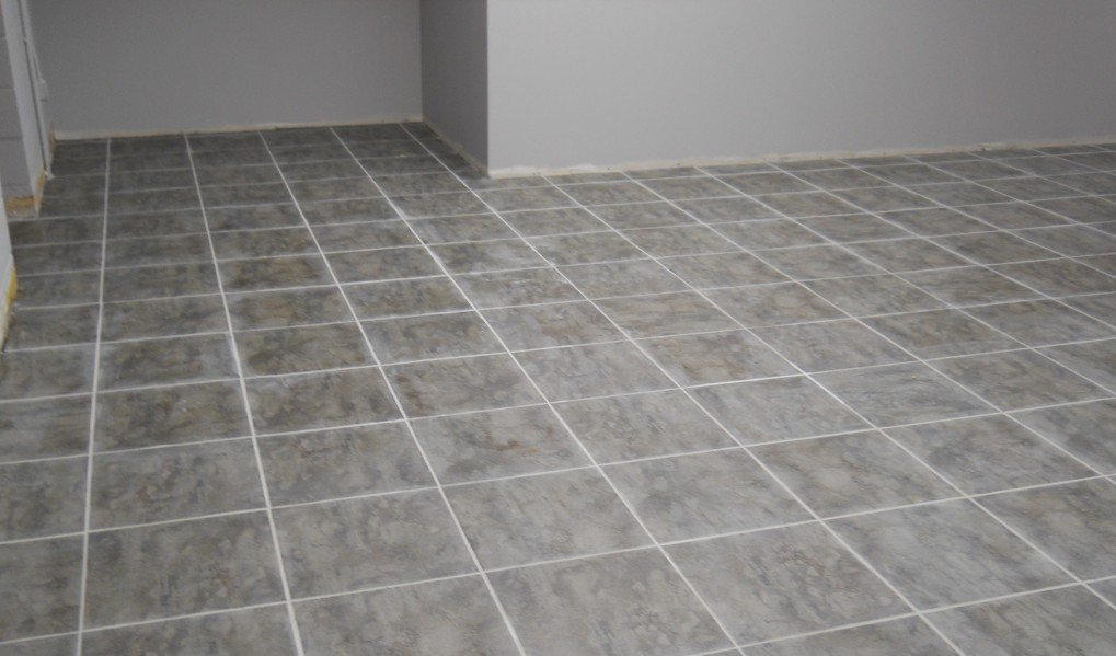 Grout and Tile Flooring