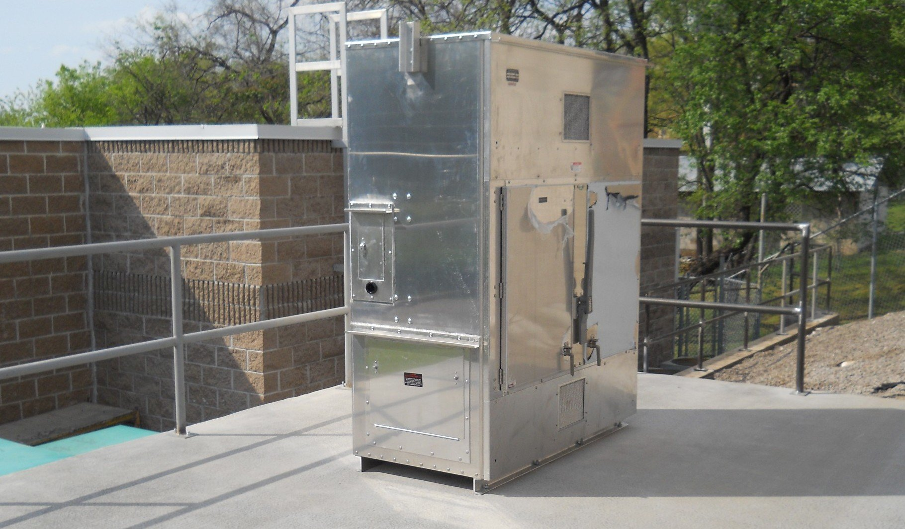 Electrical, Concrete, and Assimilation Projects
